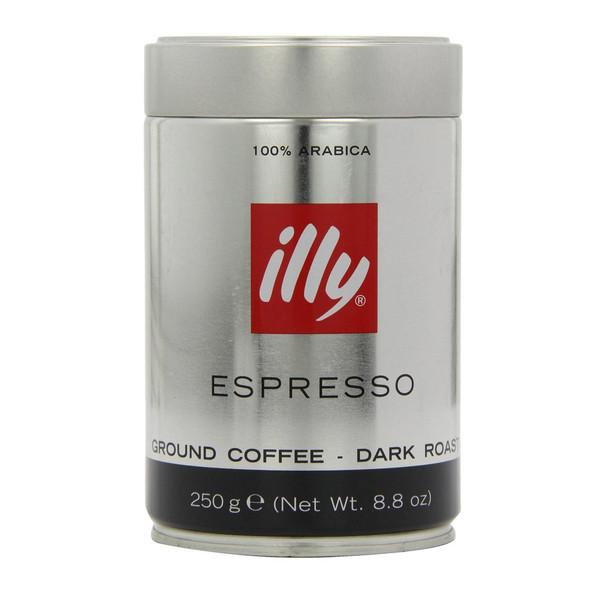 قوطی قهوه ایلی مدل Espresso Dark Roast