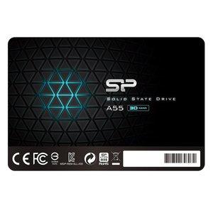 اس اس دی اینترنال SATA3.0 سیلیکون پاور مدل Ace A55 ظرفیت 128 گیگابایت