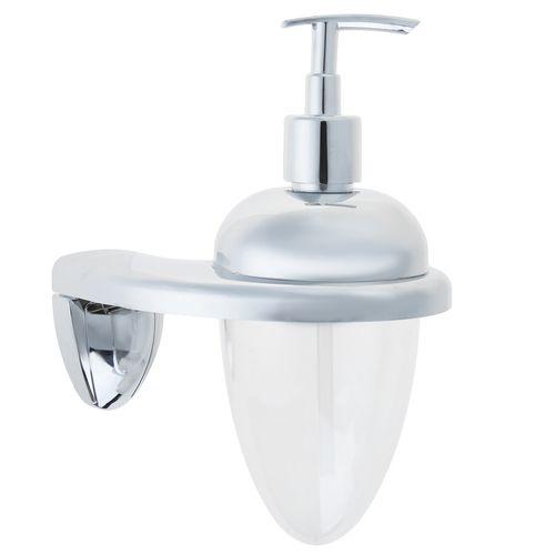 پمپ مایع دستشویی سنی پلاستیک مدل Satin