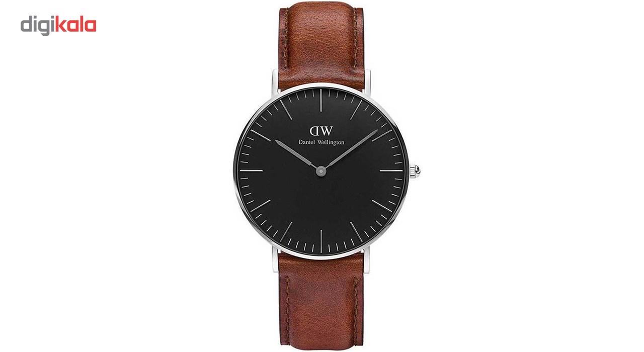ساعت مچی عقربه ای زنانه دنیل ولینگتون مدل DW00100142              خرید (⭐️⭐️⭐️)