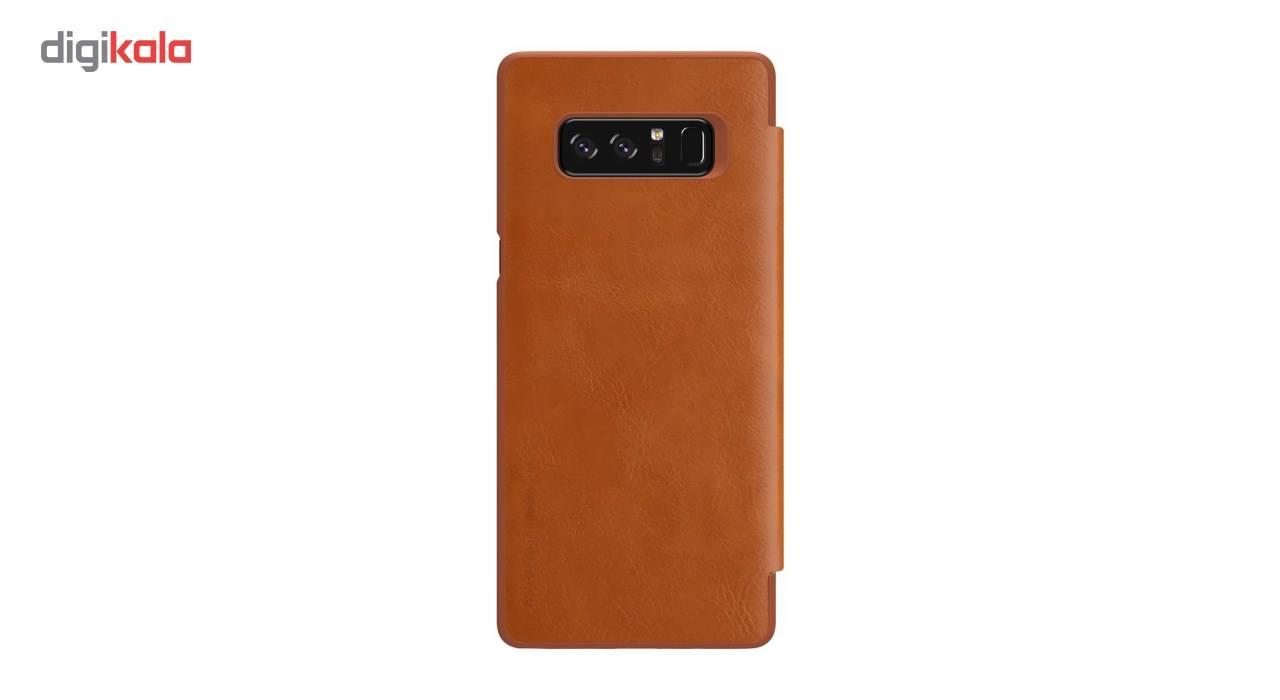 کیف کلاسوری نیلکین مدل Qin مناسب برای گوشی موبایل سامسونگ Galaxy Note 8 main 1 1