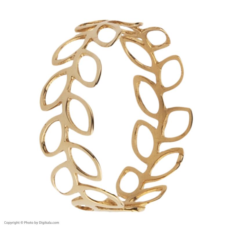 انگشتر طلا 18 عیار زنانه مایا ماهک مدل MR0485