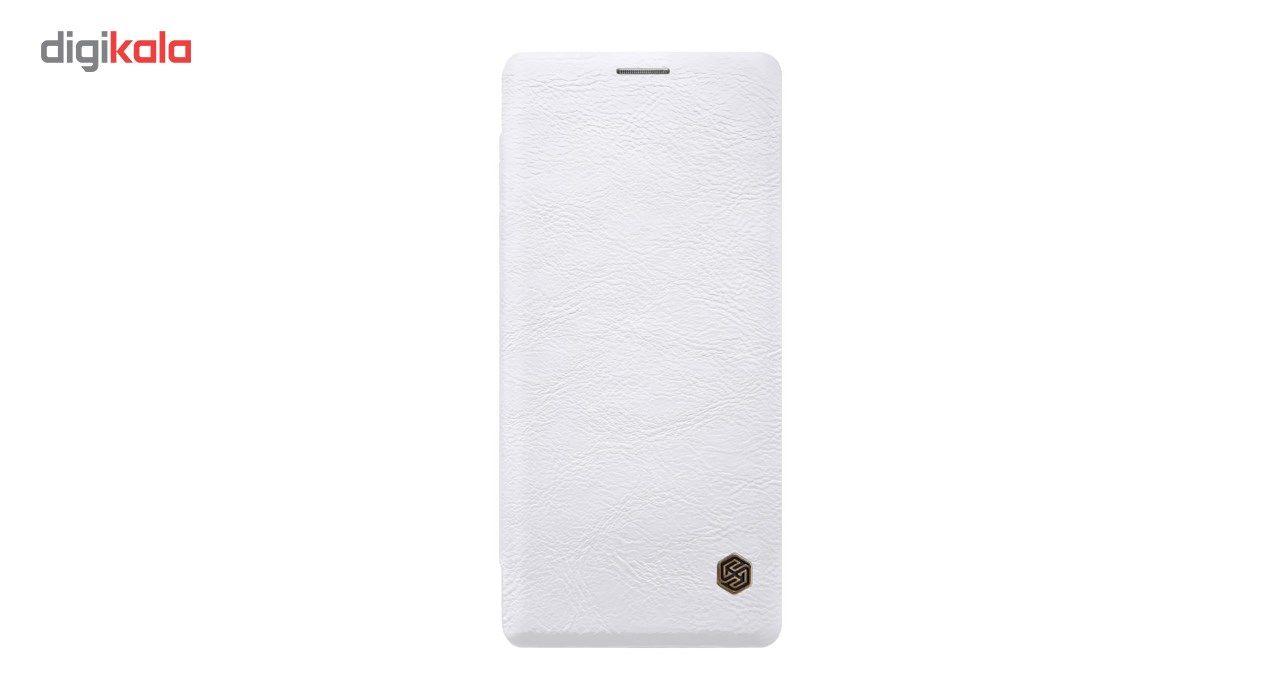 کیف کلاسوری نیلکین مدل Qin مناسب برای گوشی موبایل سامسونگ Galaxy Note 8 main 1 5