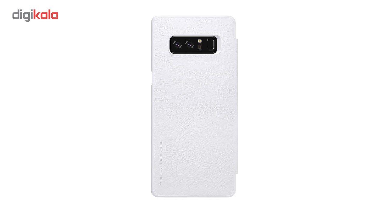 کیف کلاسوری نیلکین مدل Qin مناسب برای گوشی موبایل سامسونگ Galaxy Note 8 main 1 6