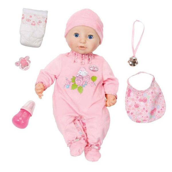 عروسک بیبی بورن مدل Baby Annabelle ارتفاع 43 سانتی متر