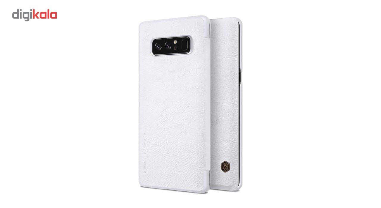 کیف کلاسوری نیلکین مدل Qin مناسب برای گوشی موبایل سامسونگ Galaxy Note 8 main 1 8