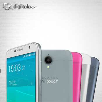 گوشی موبایل تک سیم کارت آلکاتل مدل Onetouch Idol2 mini - 6016D | Alcatel Onetouch Idol2 mini - 6016D Mobile Phone