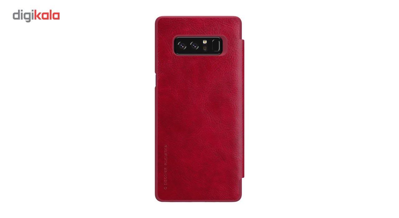 کیف کلاسوری نیلکین مدل Qin مناسب برای گوشی موبایل سامسونگ Galaxy Note 8 main 1 10