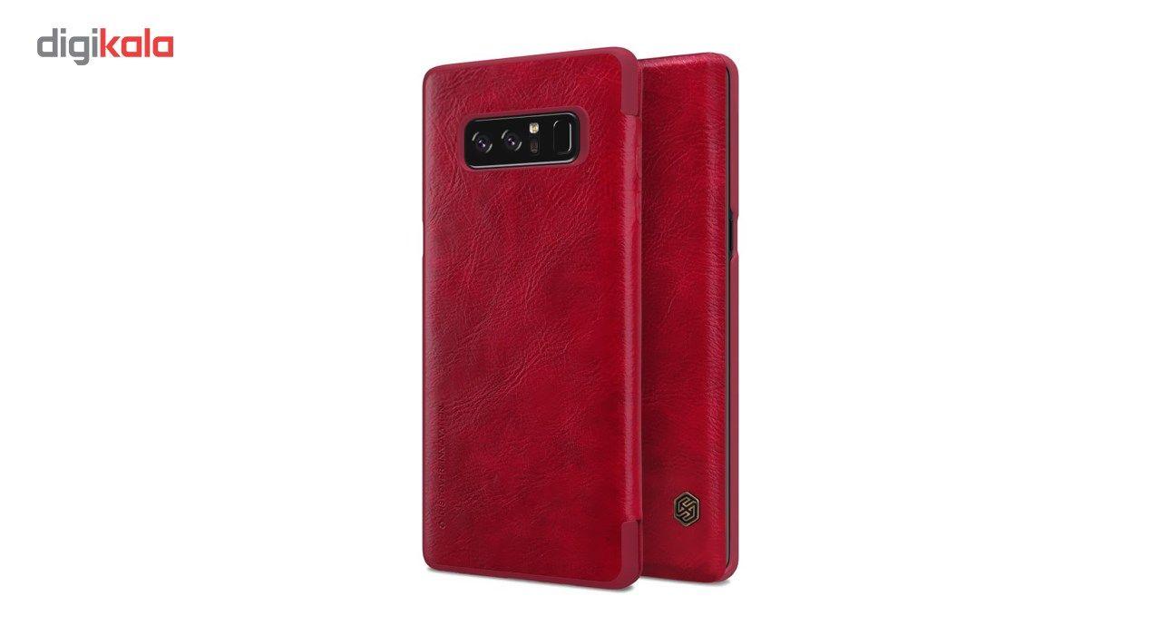 کیف کلاسوری نیلکین مدل Qin مناسب برای گوشی موبایل سامسونگ Galaxy Note 8 main 1 12