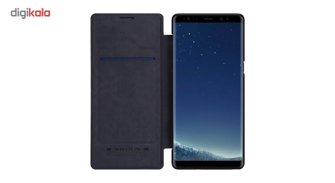 کیف کلاسوری نیلکین مدل Qin مناسب برای گوشی موبایل سامسونگ Galaxy Note 8 main 1 15