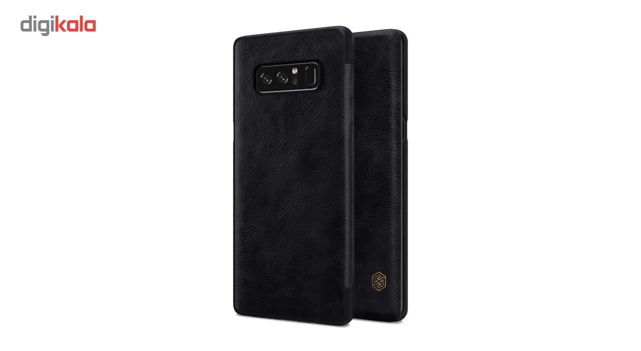 کیف کلاسوری نیلکین مدل Qin مناسب برای گوشی موبایل سامسونگ Galaxy Note 8 main 1 16