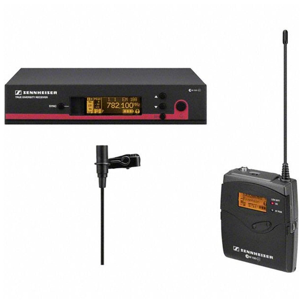 سیستم میکروفون بی سیم سنهایزر مدل ew 112G3