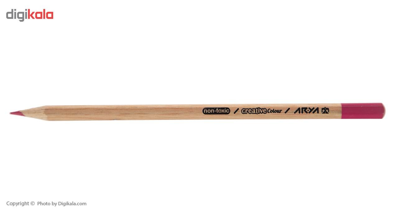 قیمت خرید مداد رنگی 24 رنگ آریا مدل 3022 اورجینال