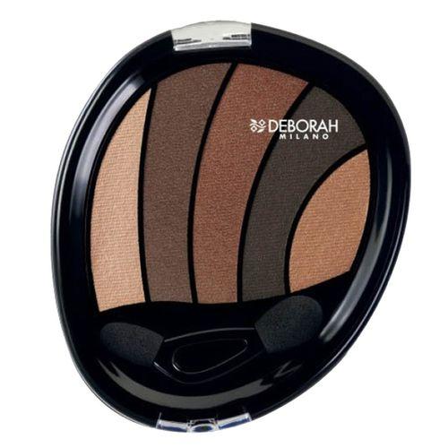 سایه چشم دبورا سری Smokey Eye Palette شماره 01 پالت 5 عددی