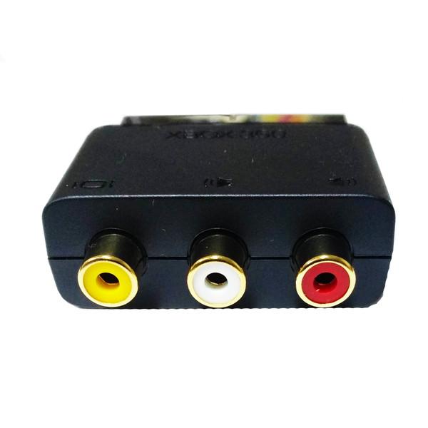 مبدل کنسول ایکس باکس 360 به سه فیش AV مدل NS360