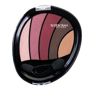سایه چشم دبورا سری Smokey Eye Palette شماره 02 پالت 5 عددی