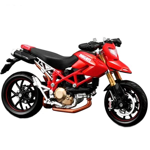 موتور بازی مایستو مدل Ducati Hypermotard 1100s