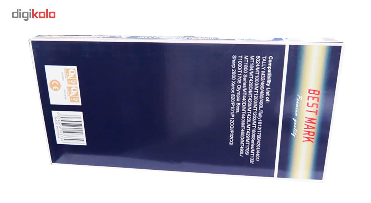 قیمت                      ریبون پرینتر سوزنی بست مارک مدل 6300/6306
