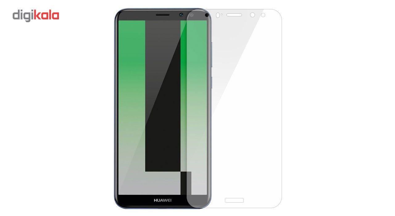 محافظ صفحه نمایش شیشه ای تمپرد مدل Full Cover مناسب برای گوشی موبایل هوآوی Mate 10 Lite main 1 4