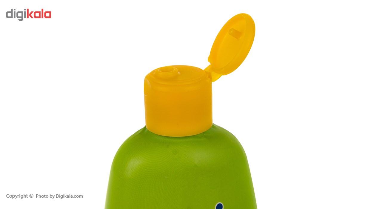 شامپو کودک فیروز مدل Warm And Sweet حجم 300 میلی لیتر