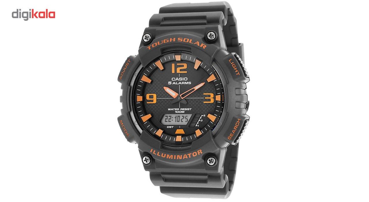 خرید ساعت مچی عقربه ای مردانه کاسیو مدل AQ-S810W-8AVDF