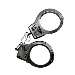 دستبند اسباب بازی فلزی مدل Police