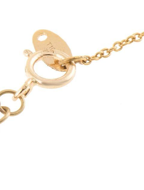 دستبند طلا 18 عیار ماهک مدل MB0199 -  - 1