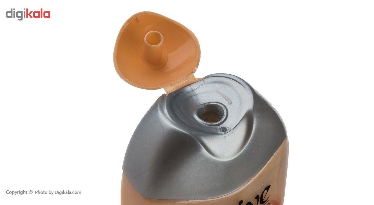 شامپو بدن کرمی اکتیو مدل Peach And Almond مقدار 400 گرم main 1 2