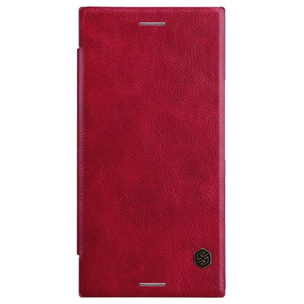 کیف کلاسوری نیلکین مدل Qin مناسب برای گوشی موبایل سونی Xperia XZ