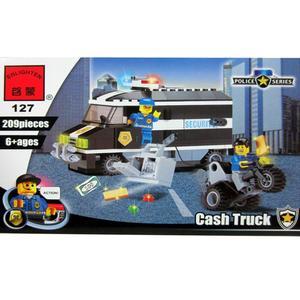 لگو پلیس انلایتن مدل 127 تعداد 209 قطعه