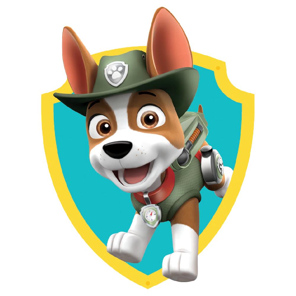 استیکر فراگراف کلید پریز کودک FG طرح سگ های نگهبان کد032