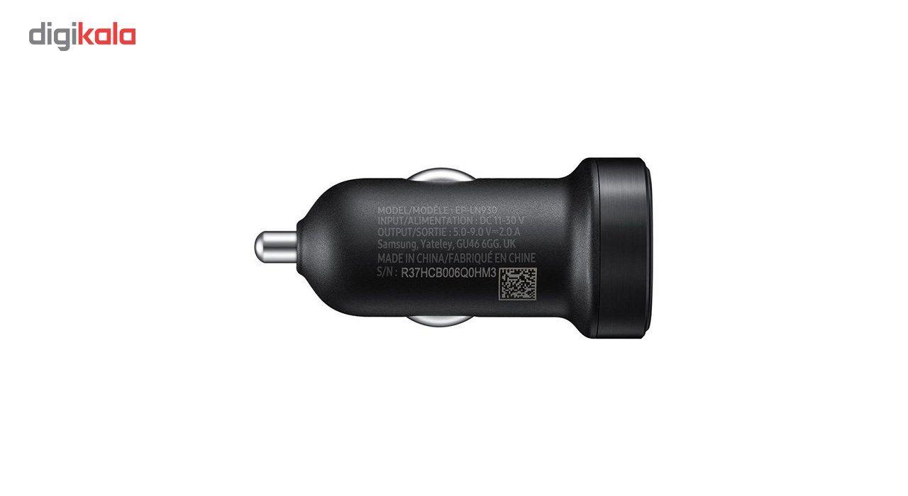 شارژر فندکی مدل EP-LN930 همراه با کابل USB-C main 1 5