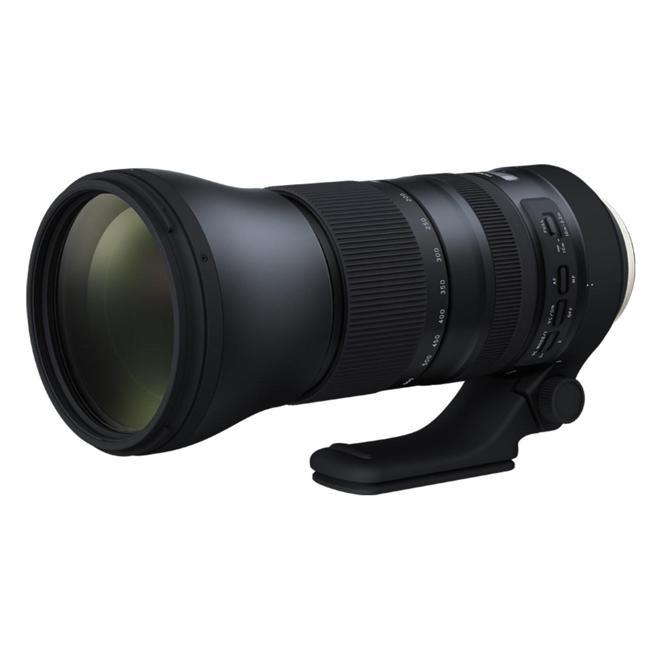 لنز تامرون مدل SP150-600mm F5-6.3 VC USD G2 مناسب برای دوربینهای نیکون
