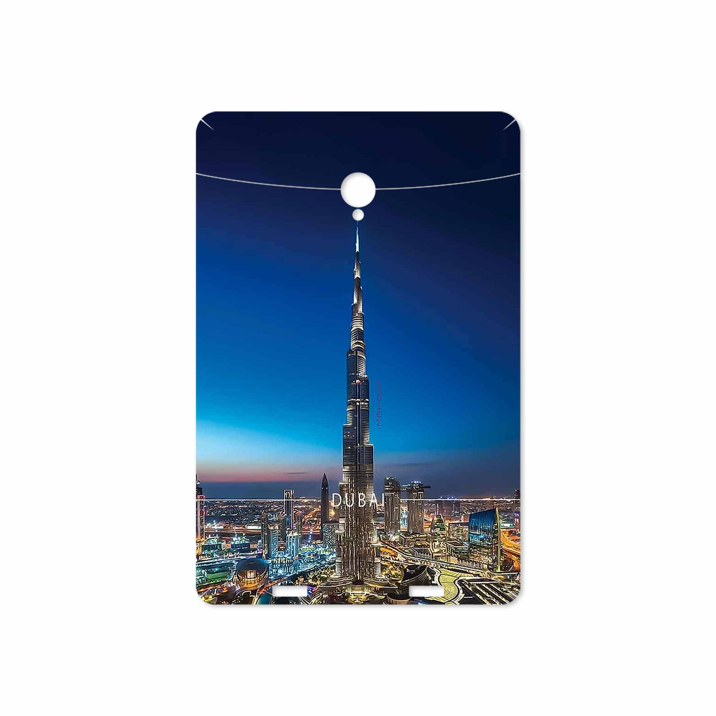 بررسی و خرید [با تخفیف]                                     برچسب پوششی ماهوت مدل Dubai City مناسب برای تبلت وریکو Unipad                             اورجینال