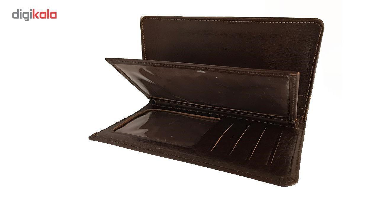 کیف پول رایا مدل Smooth -  - 2
