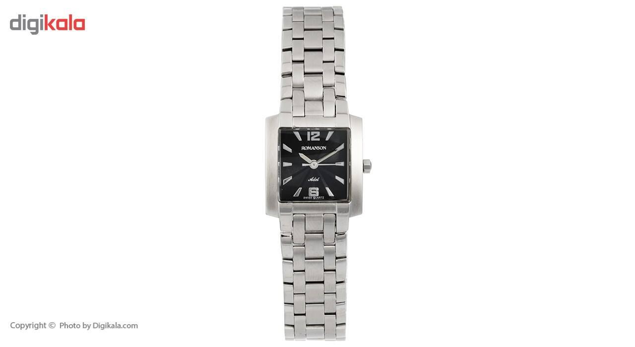 ساعت مچی عقربه ای زنانه رومانسون مدل TM7601LL1WA32W -  - 2