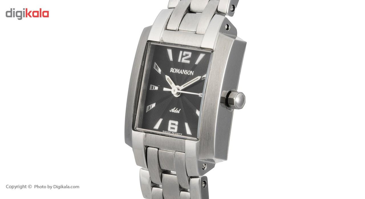 ساعت مچی عقربه ای زنانه رومانسون مدل TM7601LL1WA32W