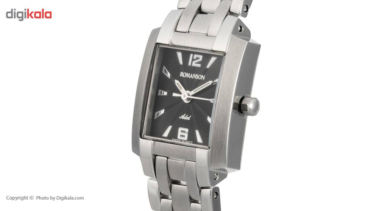 ساعت مچی عقربه ای زنانه رومانسون مدل TM7601LL1WA32W -  - 3