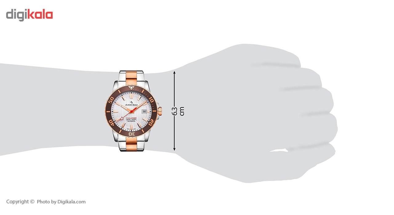 ساعت مچی عقربه ای مردانه آلبرت ریله مدل 232GA04-SM33I-SM