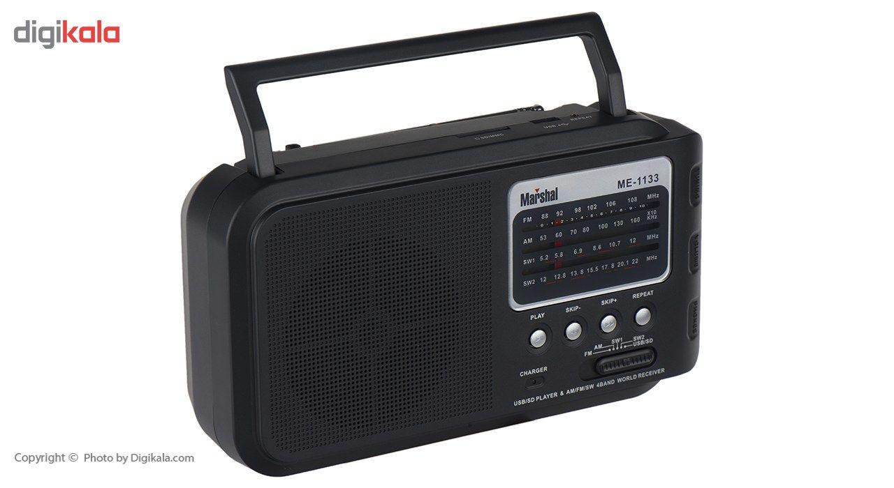 رادیو مارشال مدل ME-1133 main 1 2