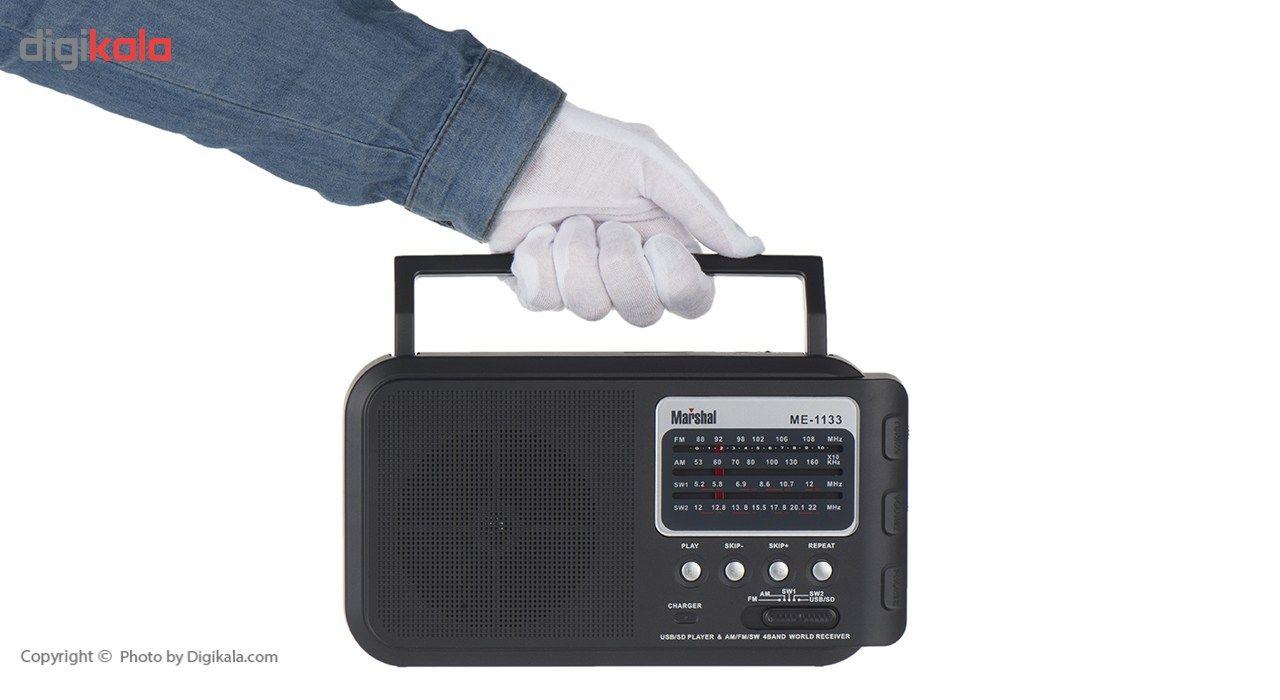 رادیو مارشال مدل ME-1133 main 1 9