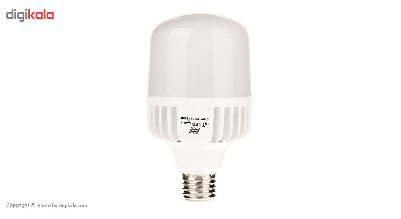 لامپ ال ای دی 20 وات آوا مدل GA Plus پایه E27 main 1 1