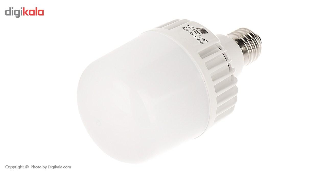 لامپ ال ای دی 20 وات آوا مدل GA Plus پایه E27 main 1 2