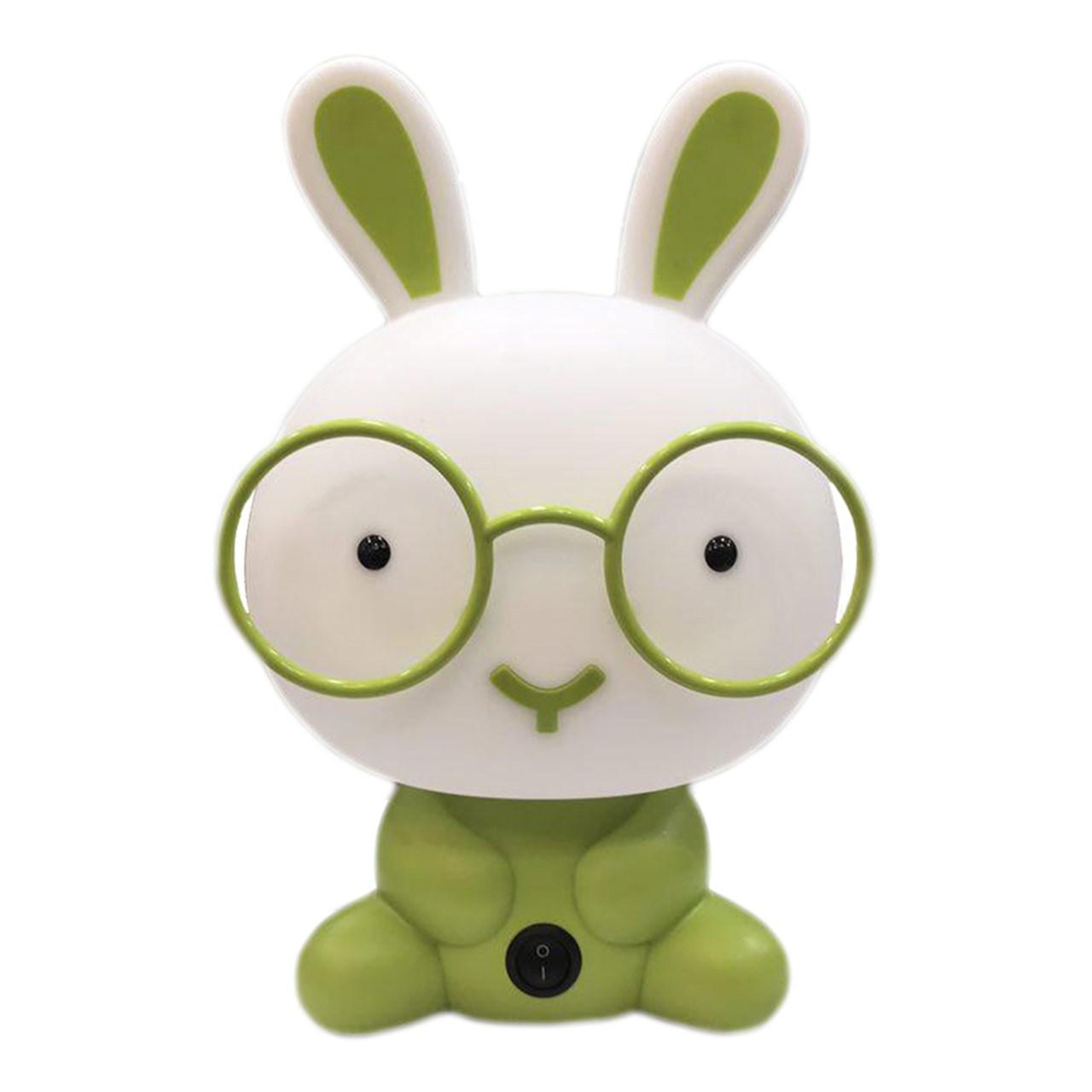 چراغ رومیزی ویتا لایتینگ مدل Green Rabbit