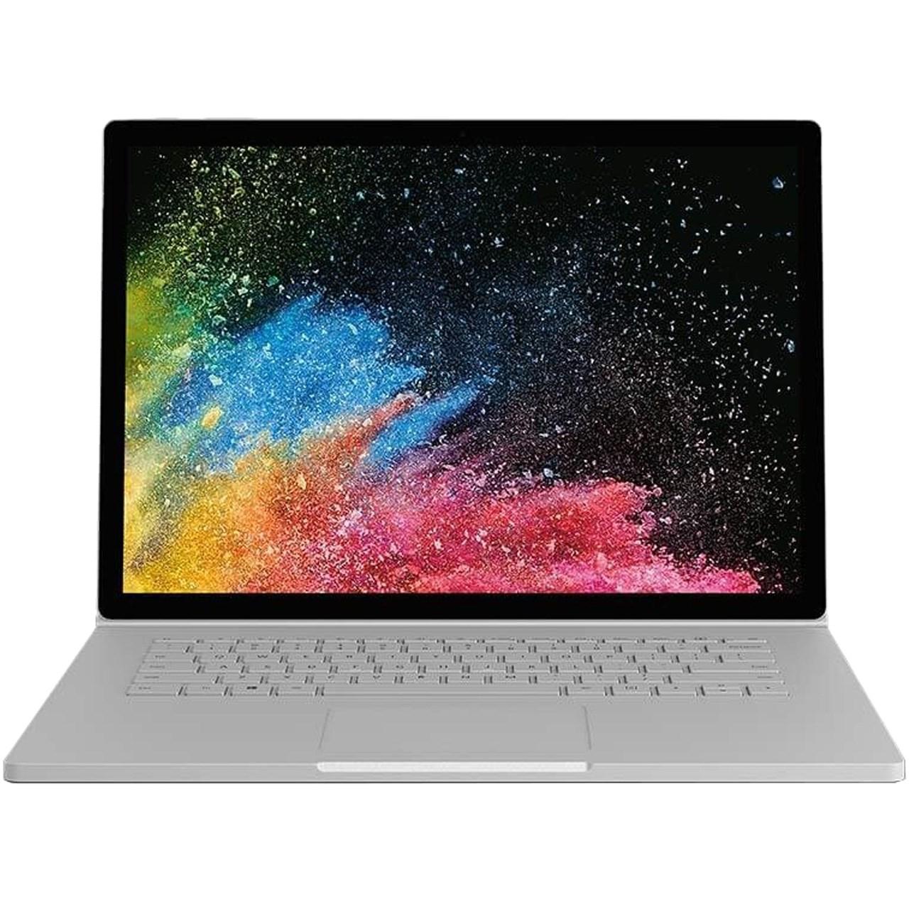 لپ تاپ 15 اینچی مایکروسافت مدل Surface Book 2- A | Microsoft Surface Book 2- A - 15 inch Laptop
