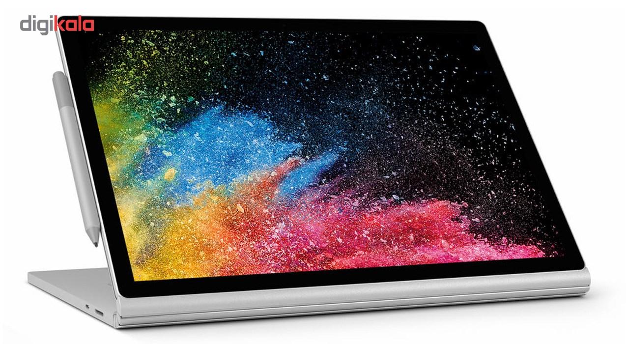 لپ تاپ 15 اینچی مایکروسافت مدل Surface Book 2- A