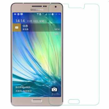 محافظ صفحه نمایش شیشه ای 9 اچ مناسب برای گوشی سامسونگ گلکسی A8