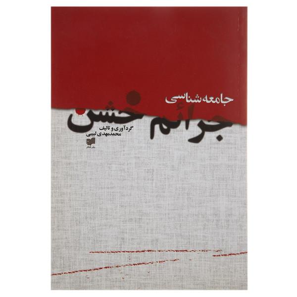 کتاب جامعه شناسی جرائم خشن اثر محمدمهدی لبیبی