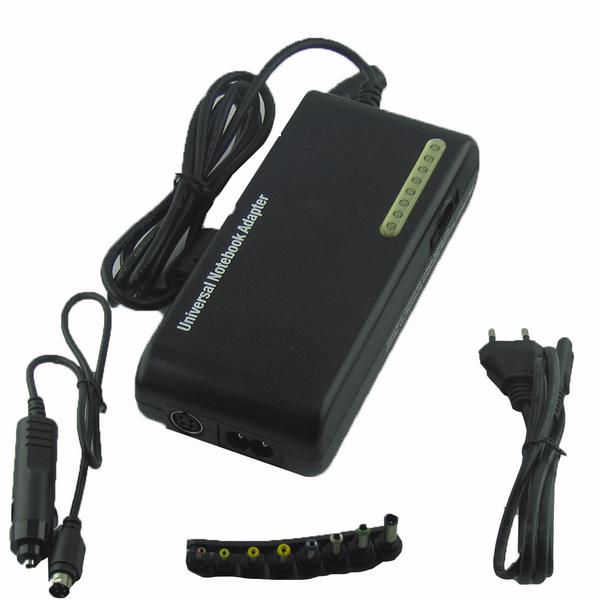 شارژر فندکی و پریزی لپ تاپ 100 وات آرلت مدل 3170338