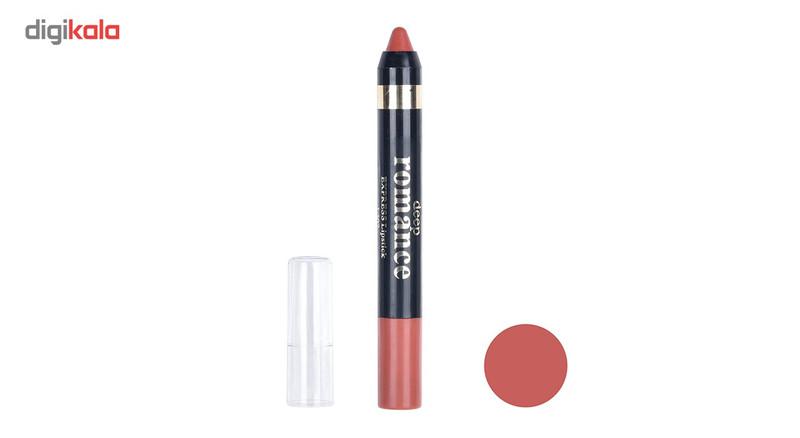 رژ لب مدادی دیپ رومانس مدل DR-11 - شماره رنگ 307